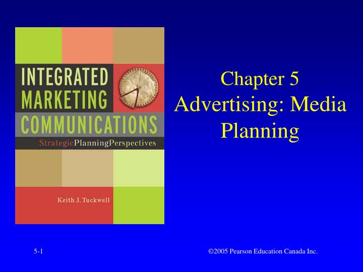 chapter 5 advertising media planning n.
