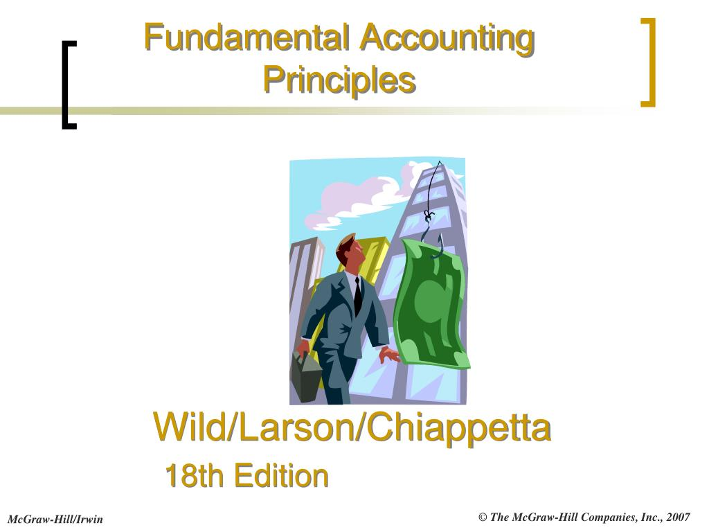 fundamental accounting principles l.
