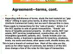 agreement terms cont9