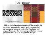 okir design