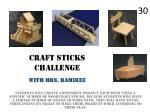 craft sticks challenge