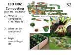 eco kidz composting room 206 mrs kramer