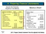 6 preparing financial statements45