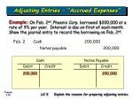 adjusting entries accrued expenses39