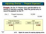 adjusting entries prepaid expenses30