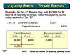 adjusting entries prepaid expenses31