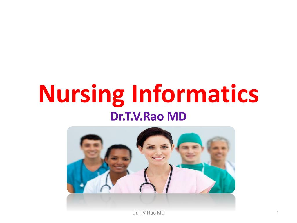 nursing informatics l.