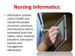 nursing informatics17