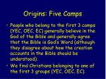 origins five camps15
