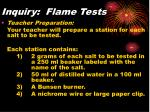 inquiry flame tests3