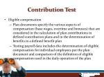 contribution test12
