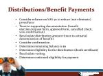 distributions benefit payments18