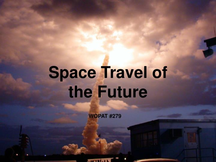 space travel of the future n.