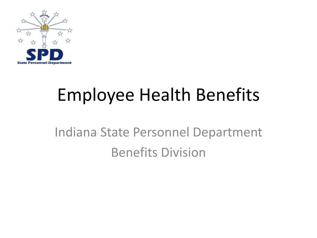 employee health benefits l.