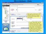micro interfaces entity82