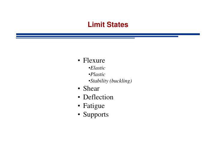limit states n.