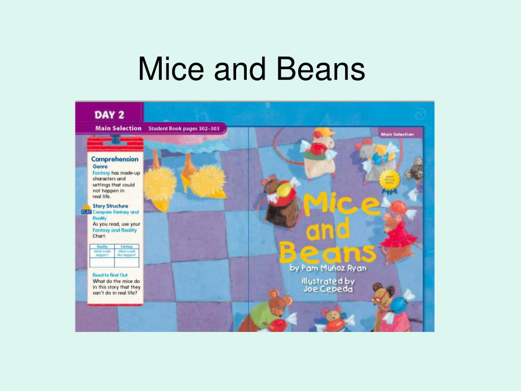 mice and beans l.