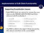 implementation of ejb client functionality19