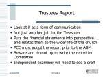 trustees report35