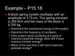 example p15 18