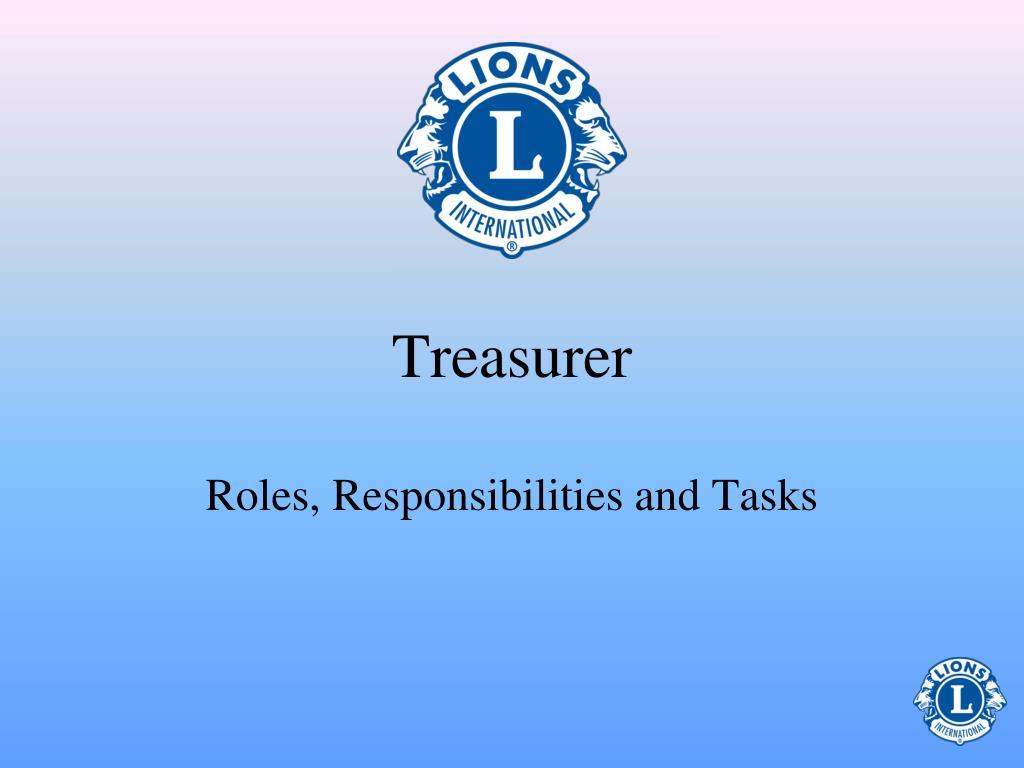 treasurer l.