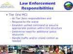 law enforcement responsibilities23