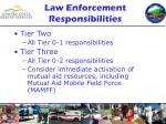 law enforcement responsibilities24