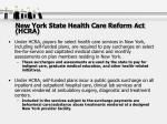 new york state health care reform act hcra38