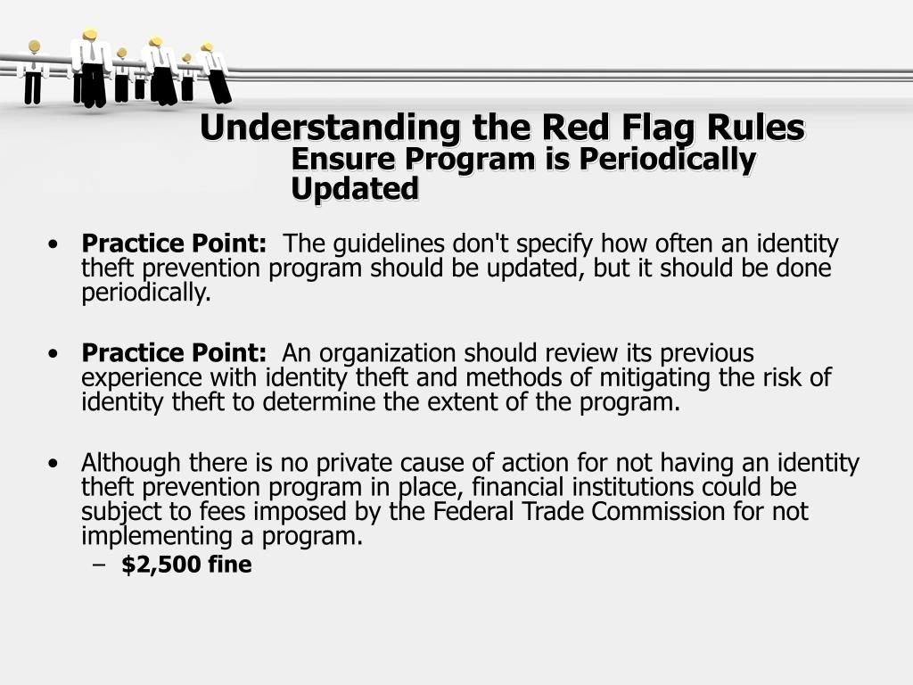 Understanding the Red Flag Rules