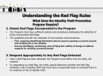 understanding the red flag rules what does the identity theft prevention program require25