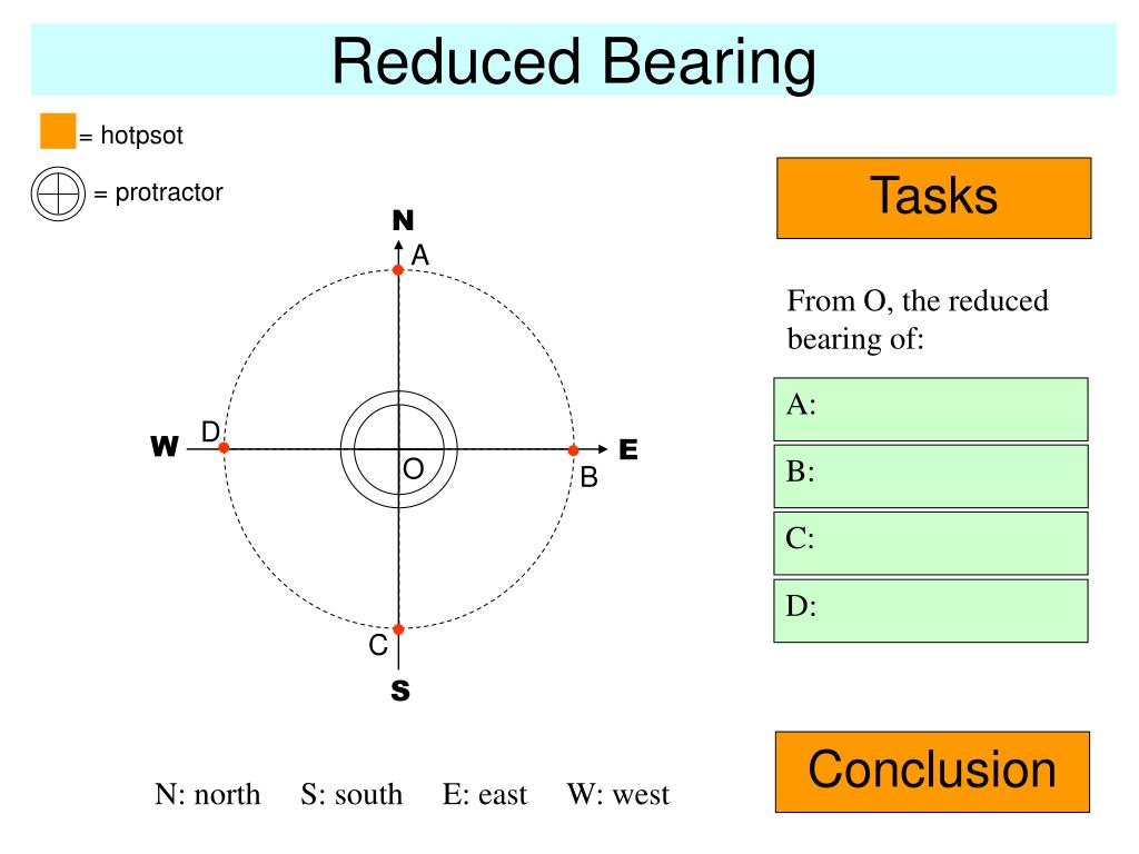 reduced bearing l.