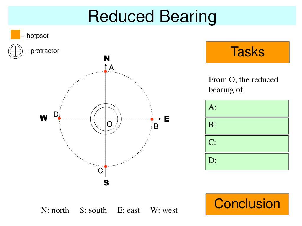 reduced bearing l.