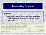 accounting systems42