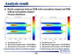 analysis result33