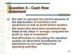 question 3 cash flow statement1
