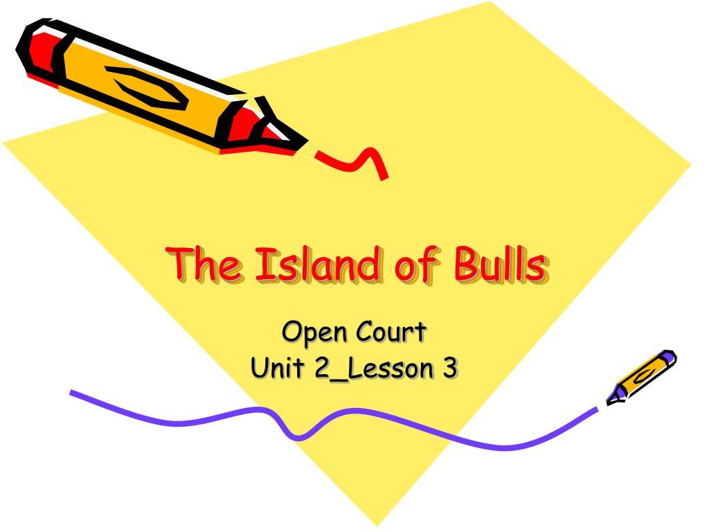 the island of bulls l.