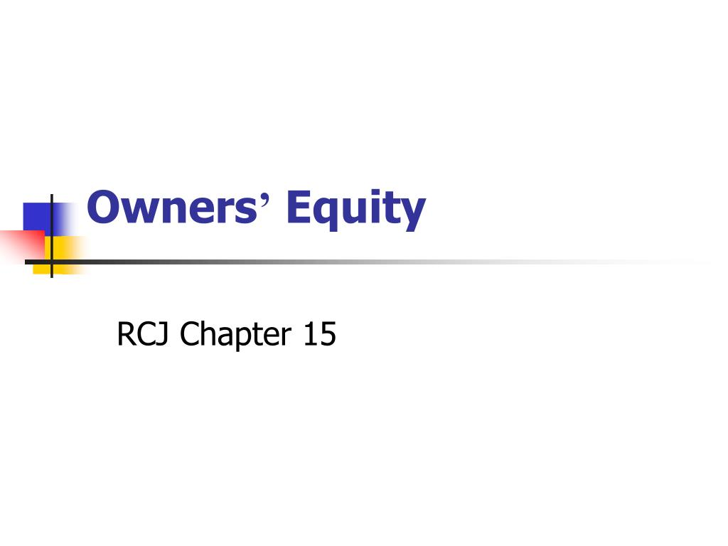 owners equity l.