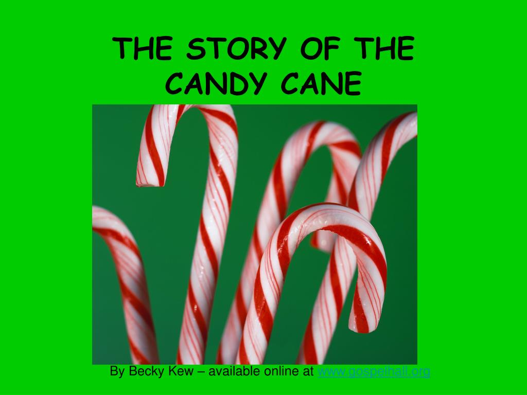 the story of the candy cane l.
