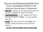 heaven our relationship with god46