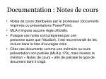 documentation notes de cours39