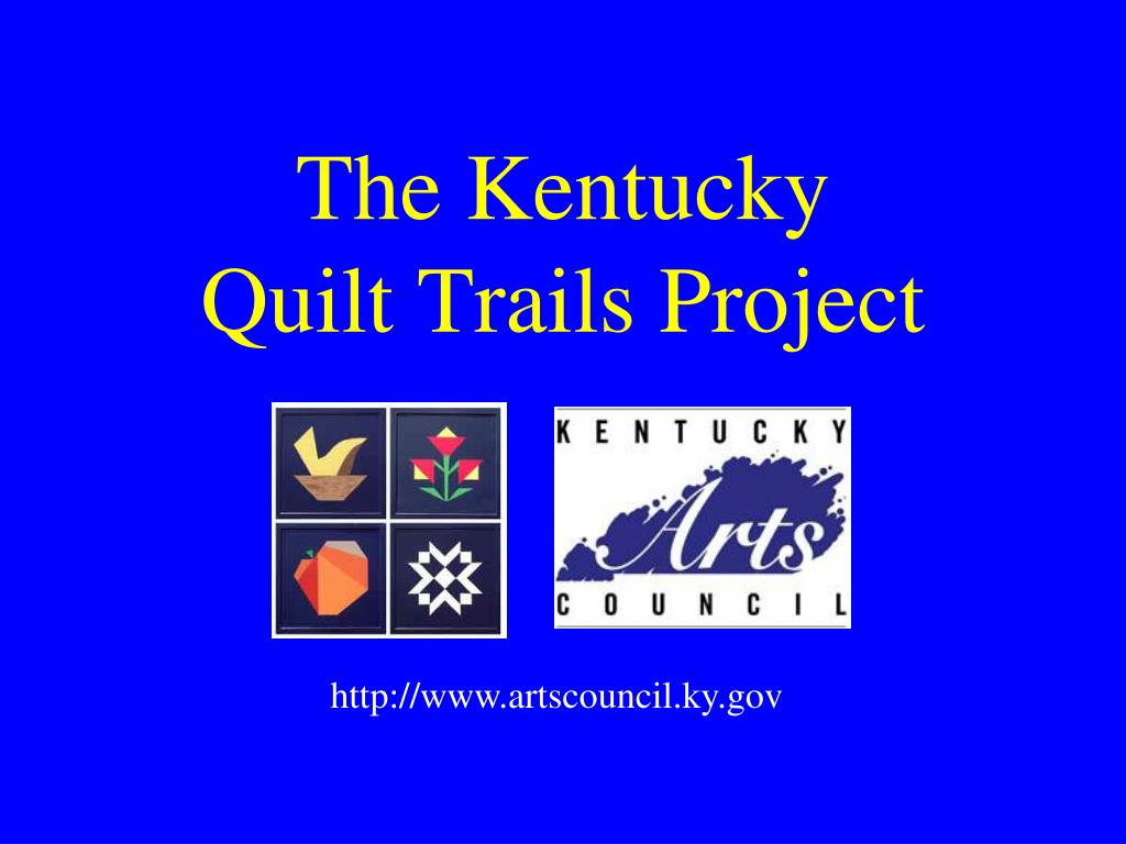 the kentucky quilt trails project l.