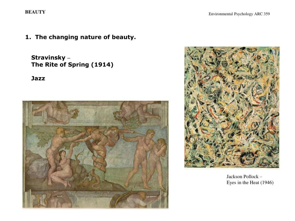 the changing nature of beauty stravinsky the rite of spring 1914 jazz l.