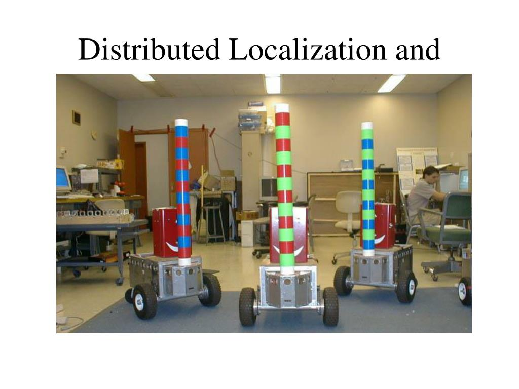Distributed Localization and Mapping