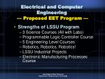 electrical and computer engineering proposed eet program47