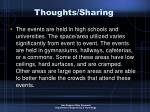 thoughts sharing15
