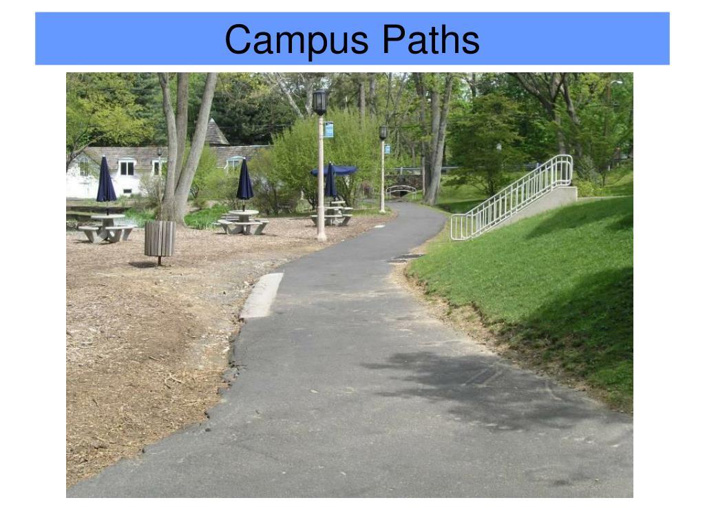 Campus Paths
