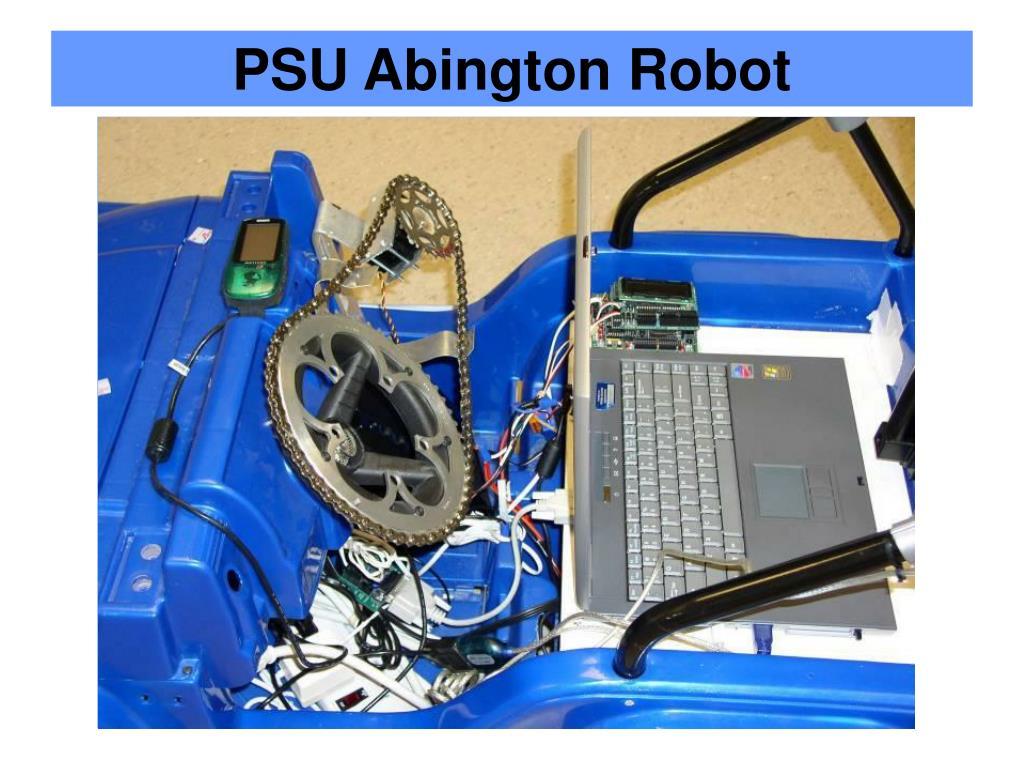 PSU Abington Robot