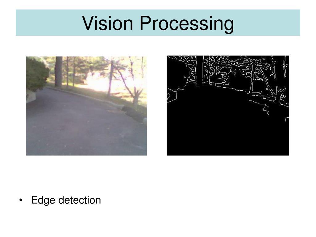 Vision Processing