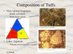 composition of tuffs15