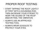 proper roof testing21
